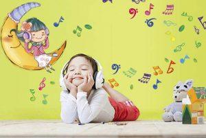 10 Lợi Ích Của Âm Nhạc Với Trẻ Mầm Non