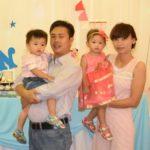 Parents' Ngọc Hân - Quang Chí