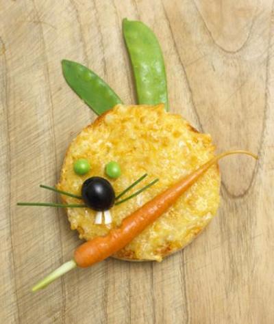 10 thực phẩm ăn bốc cực hấp dẫn với trẻ