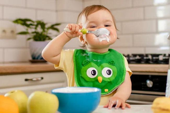 Đa dạng nguồn thức ăn để đáp ứng đủ nhu cầu dinh dưỡng của trẻ