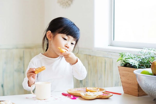 Trẻ mầm non có thể ăn được như người lớn