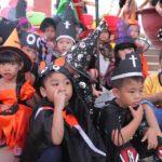 Lễ hội Halloween tại trường mầm non WorldkidsLễ hội Halloween tại trường mầm non Worldkids