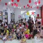 Trung Thu Cùng Trường Mầm Non Worldkids