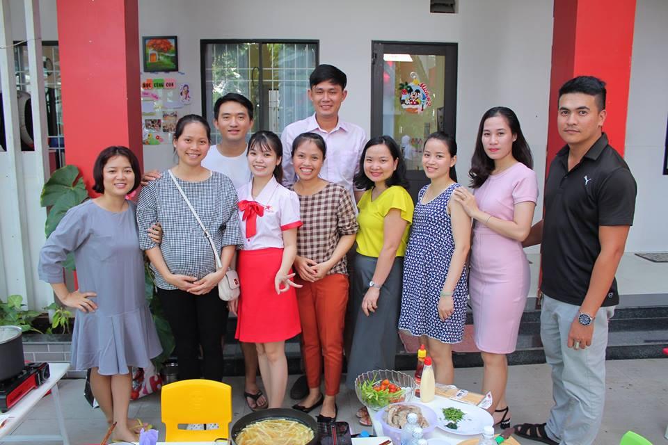 Hạnh phúc ngày Family Day