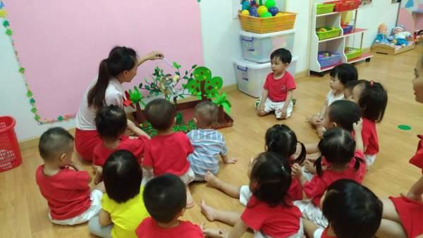 Giáo dục nguyên tắc và kỷ luật cho trẻ 3 tuổi
