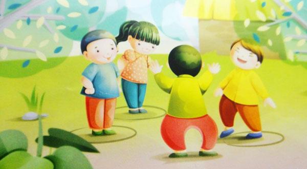 Hướng dẫn chi tiết cách chơi trò thả đỉa ba ba cho trẻ