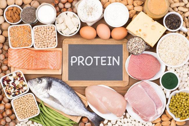 Thực phẩm giàu protein là thành phần không thể thiếu trong mọi bữa ăn.