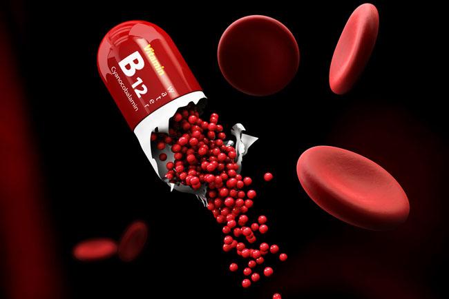 Thiếu vitamin B12 gây ra những biến chứng nghiêm trọng.