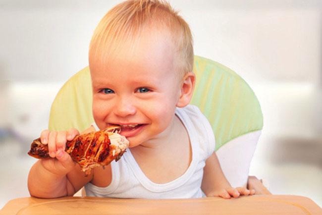 Thịt gà là thực phẩm giàu vitamin, protein với giá trị dinh dưỡng cao.