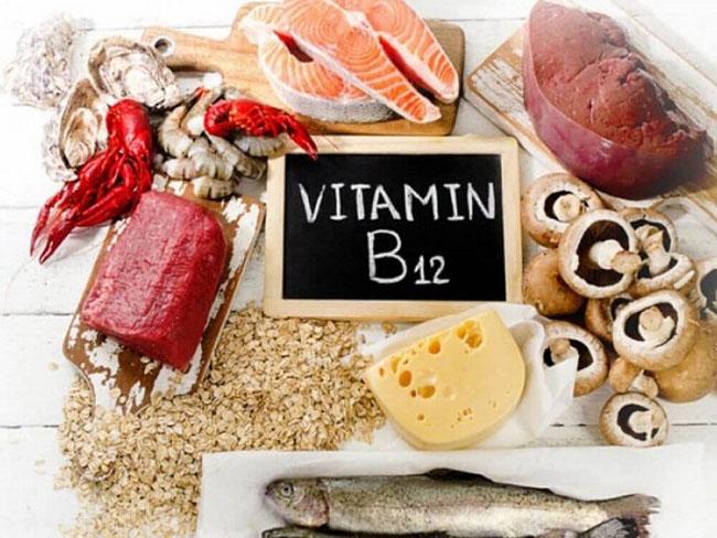 Top các thực phẩm giàu vitamin B12 cho trẻ em.