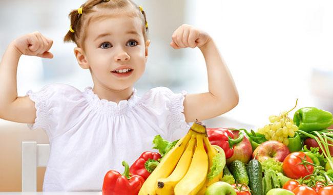 Cung cấp đủ dưỡng chất cho trẻ 3 tuổi qua một chế độ ăn hợp lý