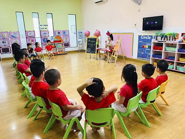 Top 5 trường Mầm non tốt ở Bình Tân