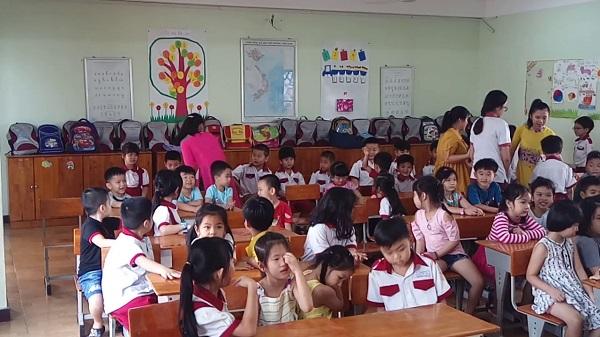 trường mầm non quốc tế tốt nhất tại quận bình tân