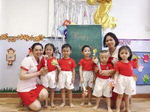 Ngày phụ nữ Việt Nam 20-10
