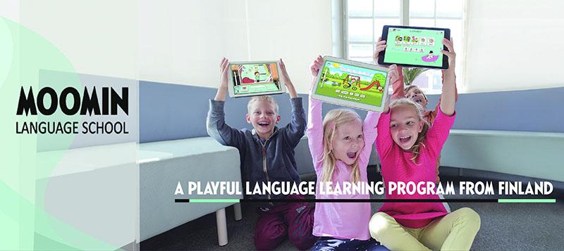 Chương trình Tiếng Anh Moomin Language School