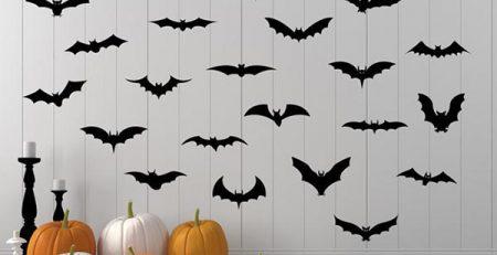 Cùng con làm đồ trang trí lễ hội Halloween