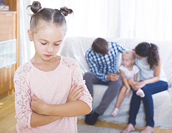 Làm sao để xử lý tranh chấp của các con với anh, chị, em trong nhà?