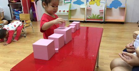 Montessori - phương pháp giáo dục ưu việt