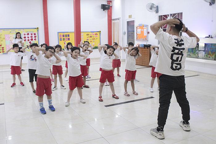 Chương trình zumba kids