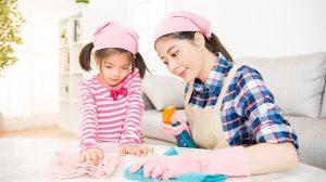 7 cách khiến trẻ tự động dọn dẹp mà không cần la mắng
