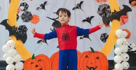 Lễ Hội Halloween vui nhộn cùng Worldkids