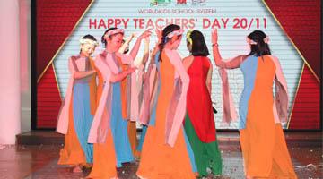 Nhà giáo việt nam 20-11-2020