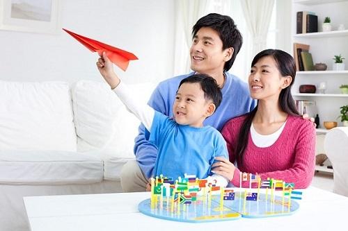 Phản ứng ra sao khi bị nhận xét về cách nuôi dạy con?