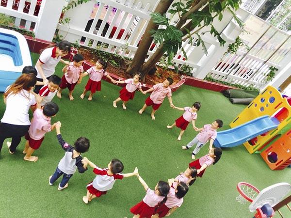 Top 5 trường Mầm non uy tín ở Thủ Đức