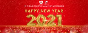 Happy new year 2021 worldkids