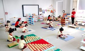 phương pháp giáo dục trẻ mầm non