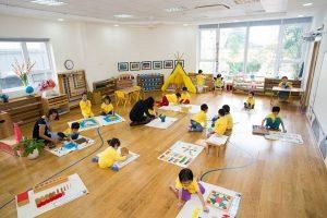 Phương pháp Montessori l
