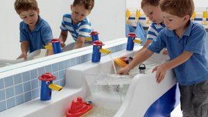 quy định nhà vệ sinh trường học