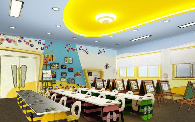 tiêu chuẩn xây dựng nhà ăn trường mầm non