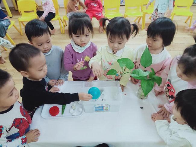 Mầm non Quận 7 Anh Quốc mang đến phương pháp giáo dục tiên tiến cho bé.