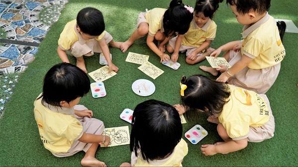 19 trường mầm non uy tín nhất tại quận gò vấp