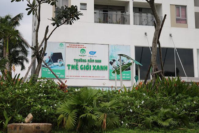 Trường mẫu giáo quận 7 Green Planet Kingdergarten