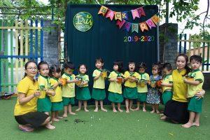 trường mẫu giáo quốc tế tại tphcm