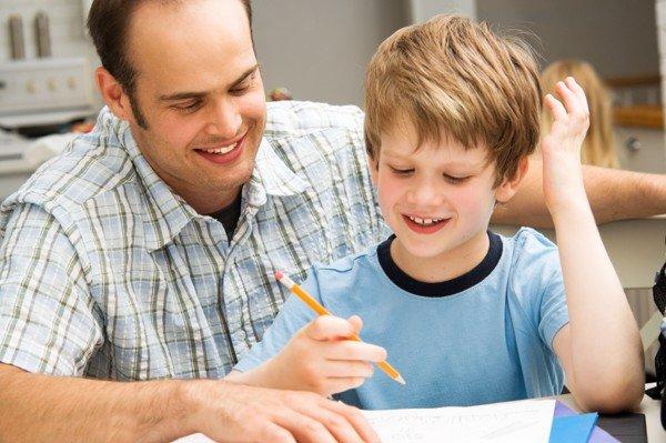 5 bước giúp con làm thân với môn toán
