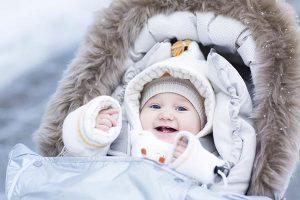 Cách giữ ấm cho bé khi trời lạnh ba mẹ nên biết