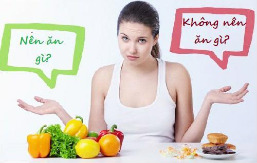 Khi mang thai bà bầu không nên ăn gì?