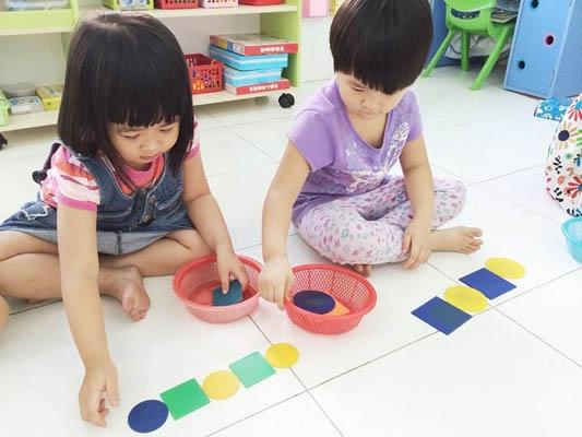 các phương pháp dạy toán cho trẻ mầm non