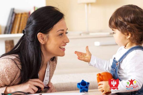 Tăng hiệu quả cách dạy tiếng Anh cho trẻ 3 tuổi thông qua các ứng dụng dạy học tiếng Anh.