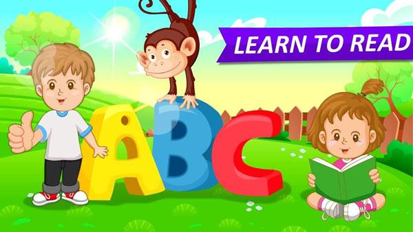 Học nghe, nói tiếng Anh dành cho bé 2 tuổi thông qua lời các bài hát.