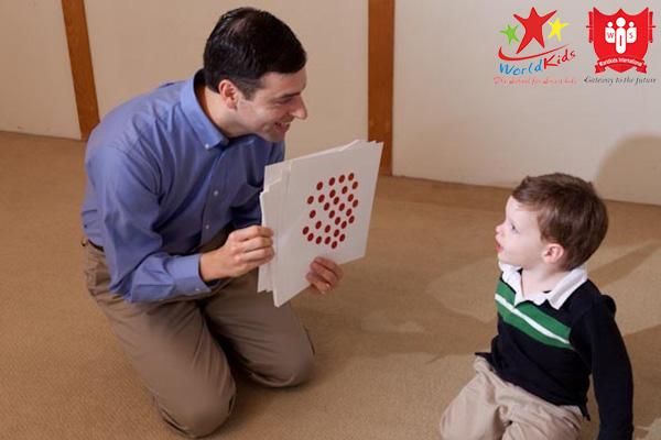 dạy con học toán theo phương pháp glenn doman