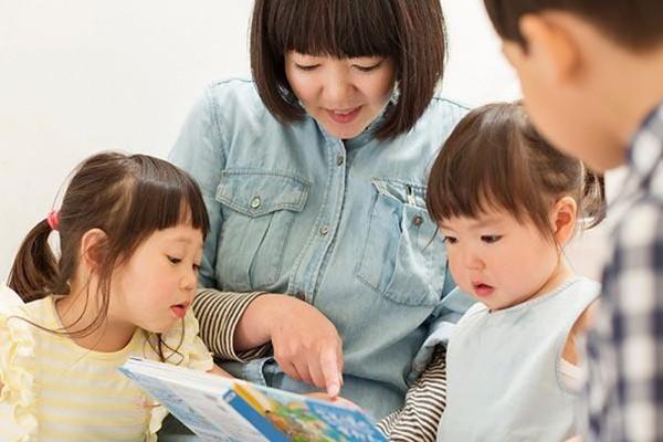 giáo dục sớm khi trẻ còn nhỏ