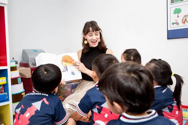 Nên đa dạng phương pháp học tiếng anh cho trẻ mẫu giáo để tăng hiệu quả học tập