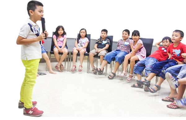 lý do nên cho trẻ học tiếng anh sớm