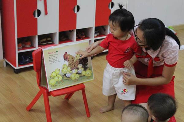 Lựa chọn môi trường giáo dục tiếng anh tốt luôn là ưu tiên hàng đầu của cha mẹ