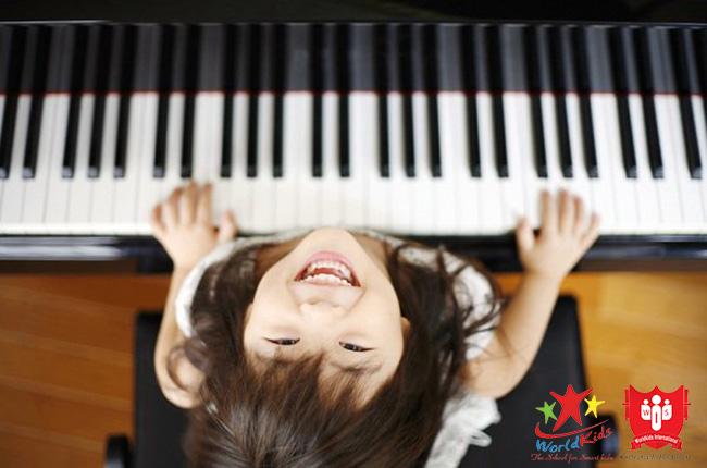 phát hiện năng khiếu âm nhạc ở trẻ