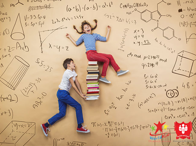 phát hiện năng khiếu toán học trẻ